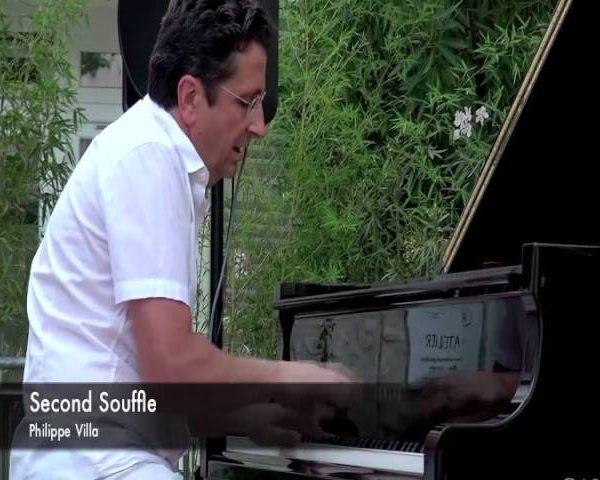 Philippe Villa Trio – Extraits concert live – La Colle sur loup 2014