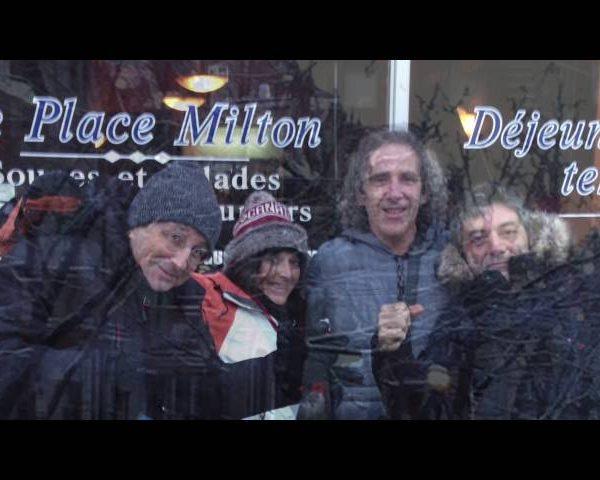 Philippe Villa Trio – Tournée au Canada mars 2016 – Diaporama